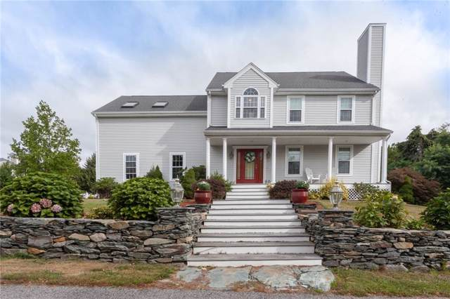 17 Butterworth Avenue, Bristol, RI 02809 (MLS #1235568) :: The Seyboth Team