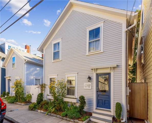 19 Third Street, Newport, RI 02840 (MLS #1235591) :: Edge Realty RI