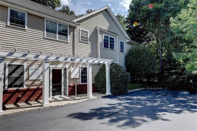 60 Bay Spring Avenue 6B, Barrington, RI 02806 (MLS #1235636) :: Spectrum Real Estate Consultants