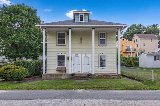 263 St Barnabe Street, Woonsocket, RI 02895 (MLS #1236758) :: Spectrum Real Estate Consultants