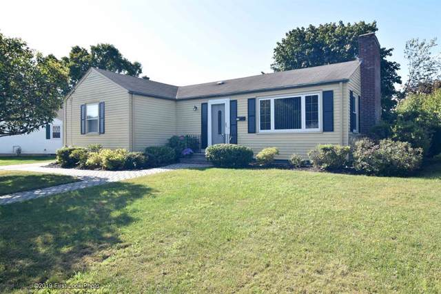141 Lawnacre Drive, Cranston, RI 02920 (MLS #1236769) :: The Martone Group