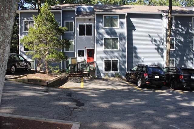 7 Wake Robin Road #304, Lincoln, RI 02865 (MLS #1236822) :: The Martone Group