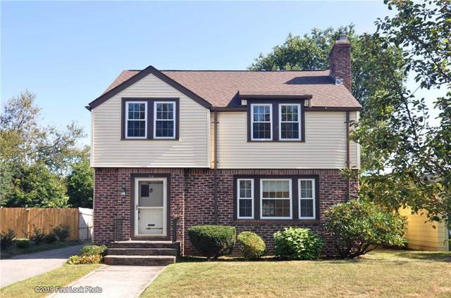24 Tennyson Road, Cranston, RI 02910 (MLS #1236824) :: The Martone Group