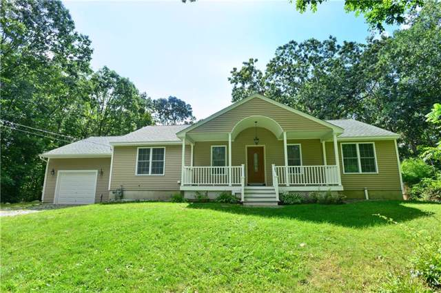 260 Ten Rod Road, North Kingstown, RI 02852 (MLS #1236884) :: Edge Realty RI