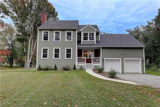 148 Middle Highway, Barrington, RI 02806 (MLS #1237336) :: Welchman Torrey Real Estate Group