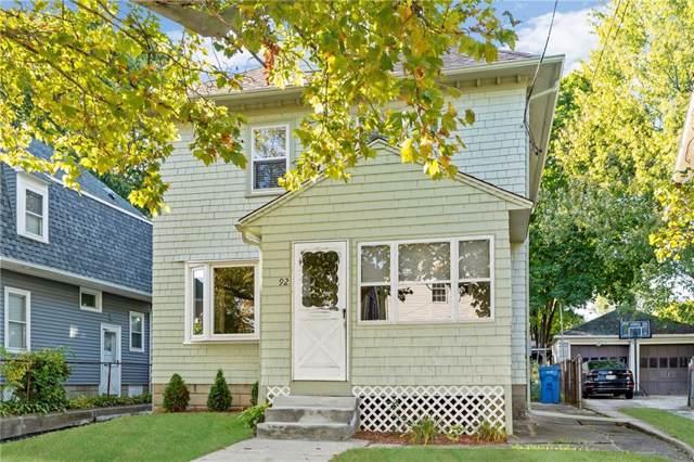 92 Bartlett Avenue, Cranston, RI 02905 (MLS #1237785) :: Bolano Home