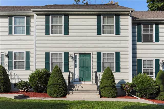 13 Central Street #6, Lincoln, RI 02838 (MLS #1238458) :: RE/MAX Town & Country