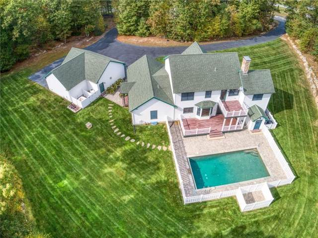106 Deer Run Drive, West Greenwich, RI 02817 (MLS #1238584) :: Spectrum Real Estate Consultants