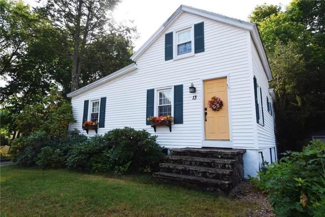 13 Simpson Avenue, Attleboro, MA 02703 (MLS #1238585) :: The Mercurio Group Real Estate