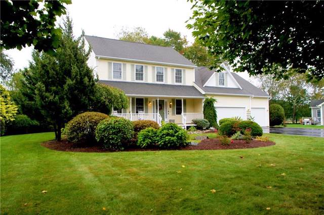 45 Misty Meadow Lane, North Kingstown, RI 02852 (MLS #1238609) :: RE/MAX Town & Country