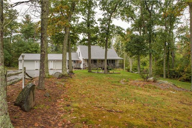 329 Chestnut Hill Road, Glocester, RI 02814 (MLS #1238612) :: RE/MAX Town & Country