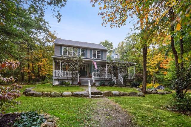 1883 Snake Hill Road, Glocester, RI 02814 (MLS #1238913) :: RE/MAX Town & Country