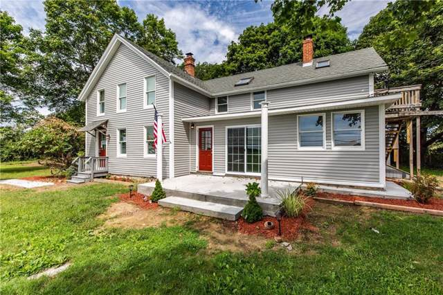 285 Exeter Road, North Kingstown, RI 02852 (MLS #1238983) :: RE/MAX Town & Country