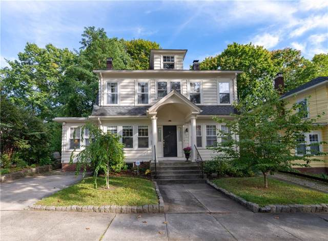 25 Cold Spring Street, East Side of Providence, RI 02906 (MLS #1239050) :: The Martone Group