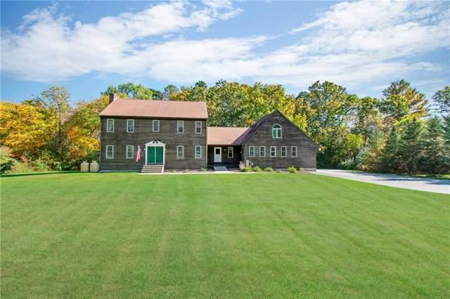 445 Farnum Pike, Smithfield, RI 02917 (MLS #1239055) :: The Mercurio Group Real Estate