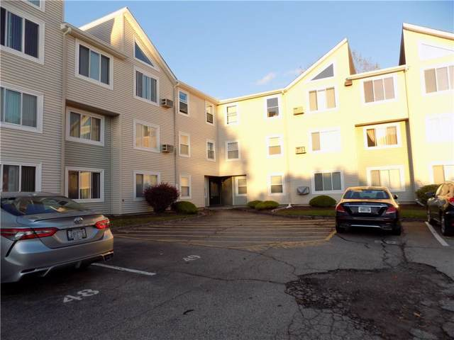200 Woodlawn Avenue #306, North Providence, RI 02904 (MLS #1239063) :: RE/MAX Town & Country