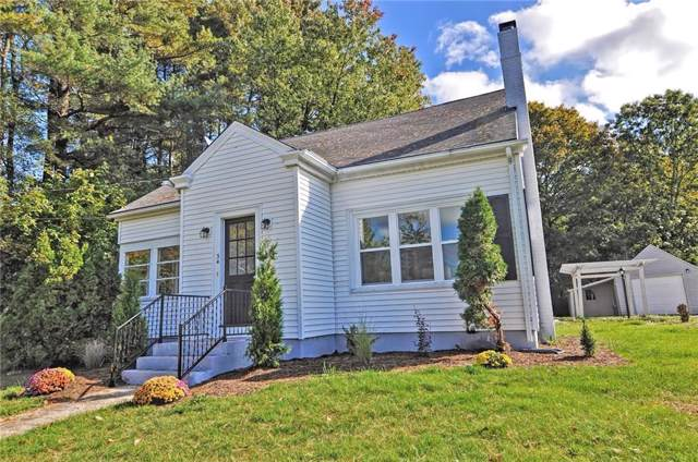 34 Chopmist Hill Road, Glocester, RI 02814 (MLS #1239093) :: RE/MAX Town & Country