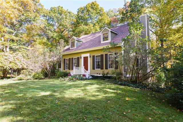 780 Durfee Hill Rd Road, Glocester, RI 02814 (MLS #1239100) :: RE/MAX Town & Country