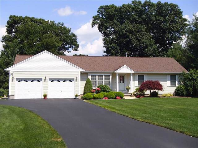46 Bakewell Court, Cranston, RI 02921 (MLS #1239139) :: Bolano Home