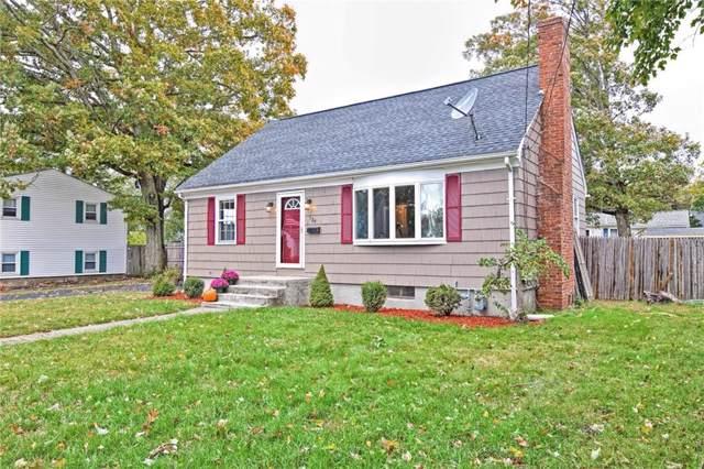134 Circuit Drive, East Providence, RI 02915 (MLS #1239230) :: Bolano Home