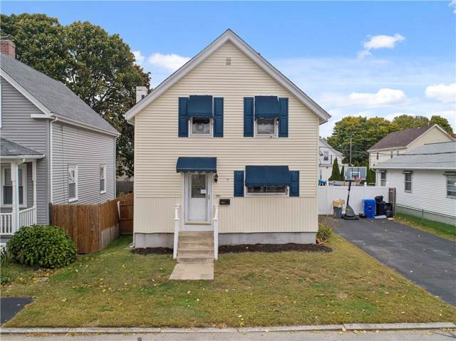 161 Chandler Avenue, Pawtucket, RI 02860 (MLS #1239255) :: RE/MAX Town & Country