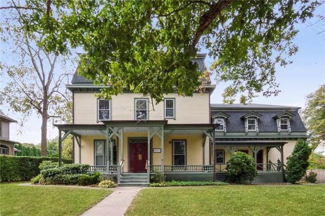93 Rhode Island Avenue #2, Newport, RI 02840 (MLS #1239292) :: The Mercurio Group Real Estate