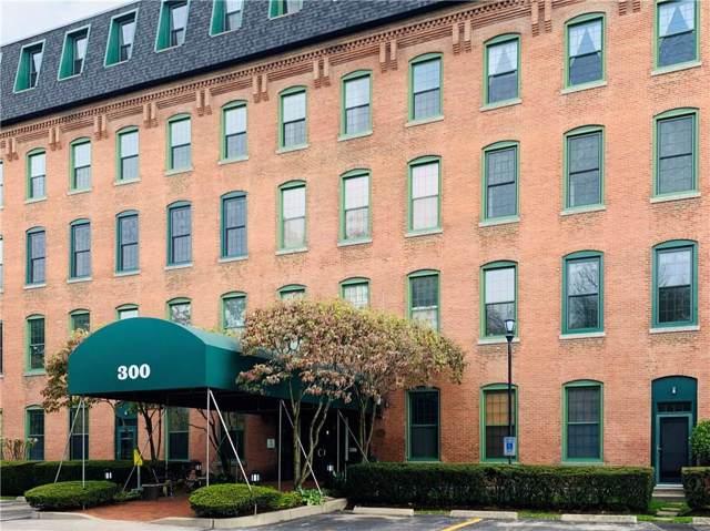 300 Front Street #310, Pawtucket, RI 02860 (MLS #1239343) :: The Martone Group