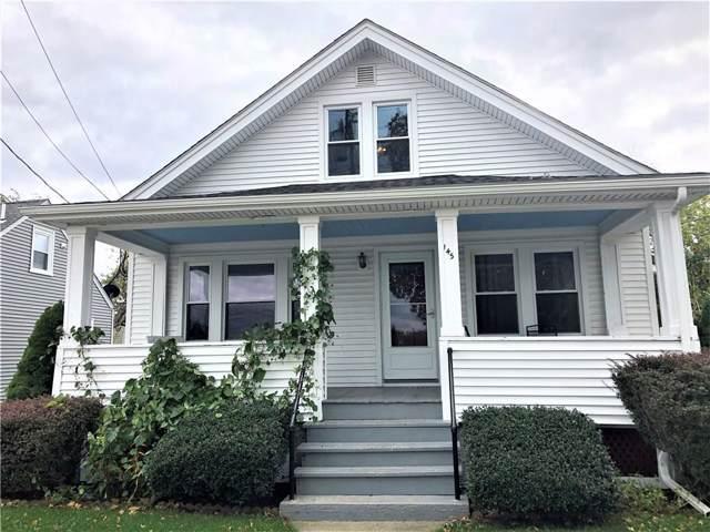 145 Market Street, Warren, RI 02885 (MLS #1239418) :: The Mercurio Group Real Estate