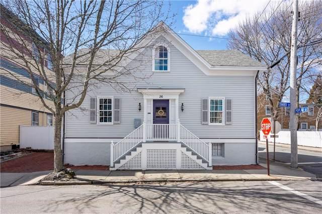 26 Third Street, Newport, RI 02840 (MLS #1239475) :: The Mercurio Group Real Estate