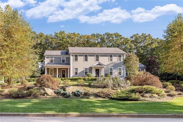 69 Hillcrest Drive, North Kingstown, RI 02852 (MLS #1239973) :: The Seyboth Team
