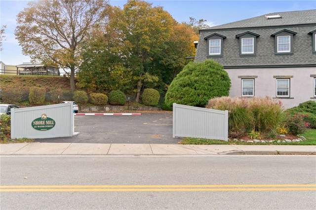 25 Water Street #208, East Greenwich, RI 02818 (MLS #1240145) :: RE/MAX Town & Country