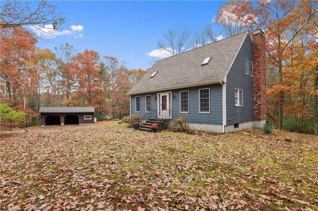350 Chopmist Hill Road, Glocester, RI 02814 (MLS #1240255) :: The Martone Group