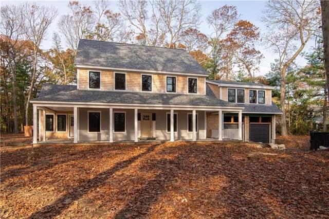 1 Lister Drive, Barrington, RI 02806 (MLS #1240393) :: Spectrum Real Estate Consultants