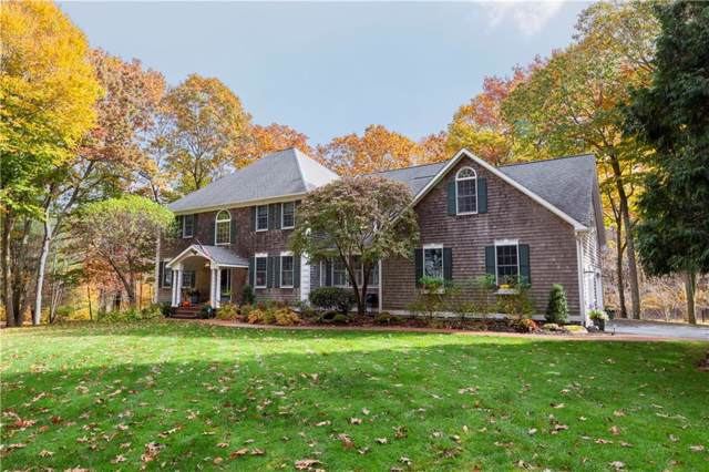 2 David Court, East Greenwich, RI 02818 (MLS #1240399) :: RE/MAX Town & Country