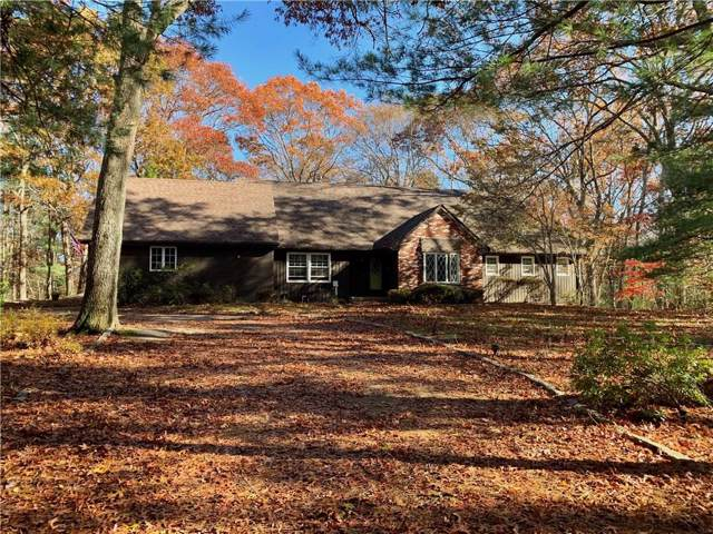 70 Carrs Pond Road, West Greenwich, RI 02817 (MLS #1240403) :: Spectrum Real Estate Consultants