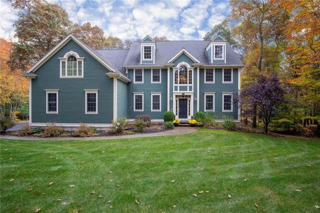 11 Sycamore Lane, North Kingstown, RI 02874 (MLS #1240446) :: The Martone Group