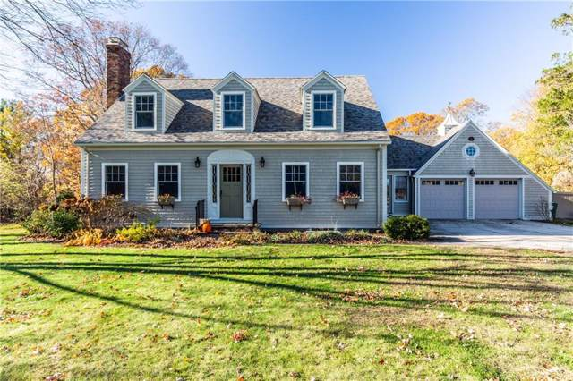 264 W Greenville Road, Scituate, RI 02857 (MLS #1240508) :: The Martone Group