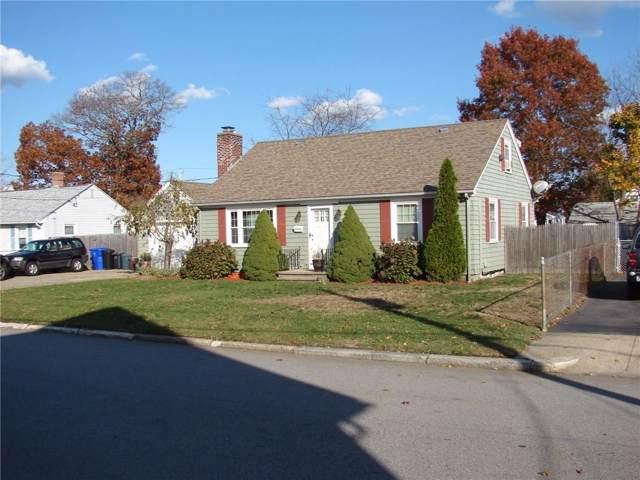 145 Blackburn Street, Pawtucket, RI 02961 (MLS #1240720) :: Westcott Properties