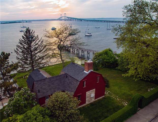 88 Washington Street, Newport, RI 02840 (MLS #1240783) :: Edge Realty RI