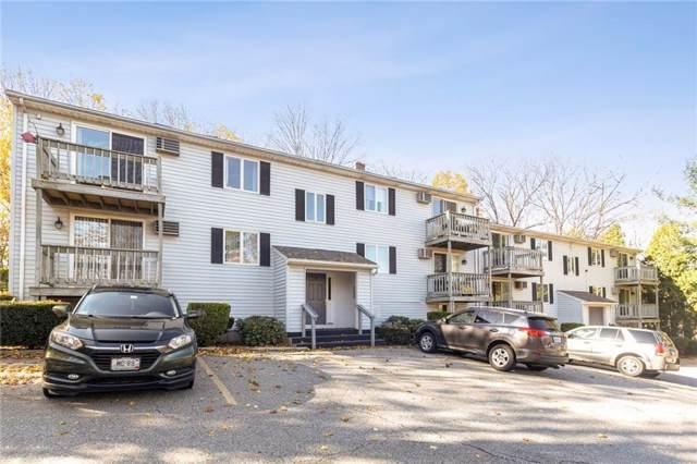 2 Angle Street #5, Lincoln, RI 02838 (MLS #1240851) :: The Martone Group