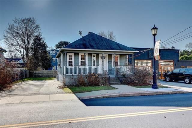 34 Maple Avenue, Barrington, RI 02806 (MLS #1240954) :: Spectrum Real Estate Consultants