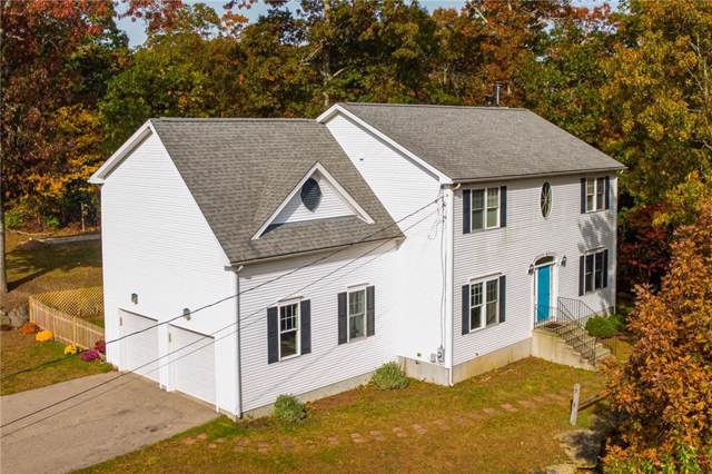 128 Potter Hill Road, Westerly, RI 02891 (MLS #1240957) :: The Martone Group