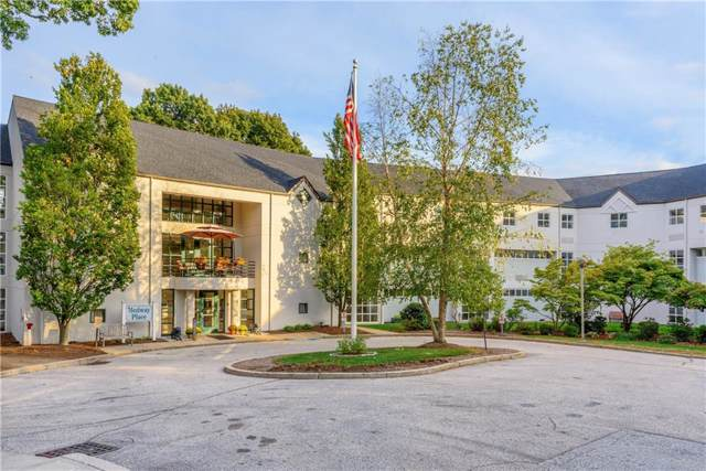 229 Medway Street #204, East Side of Providence, RI 02906 (MLS #1241195) :: RE/MAX Town & Country