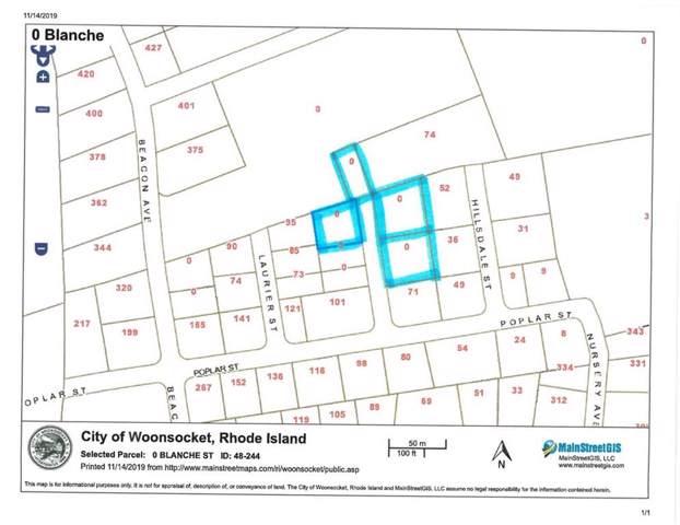 0 Blanche Street, Woonsocket, RI 02895 (MLS #1241257) :: Spectrum Real Estate Consultants