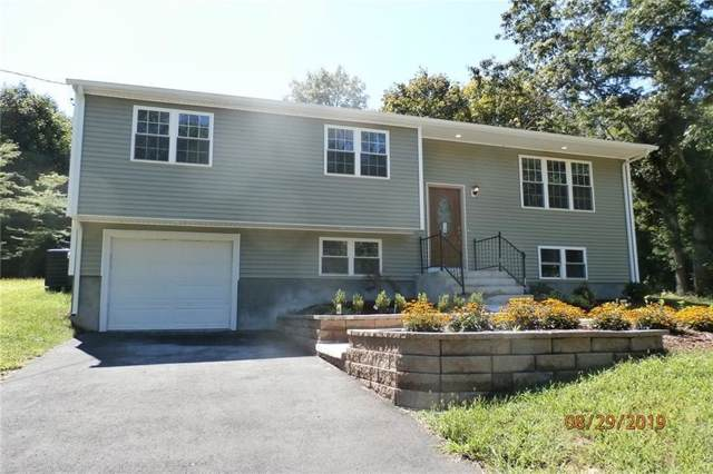 215 Hill Farm Road, Coventry, RI 02816 (MLS #1241298) :: The Martone Group