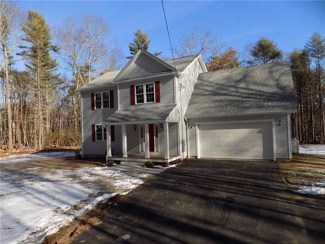 4 Saw Mill Road Road, Hopkinton, RI 02832 (MLS #1241333) :: RE/MAX Town & Country
