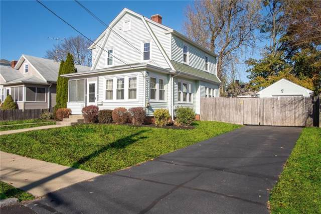 57 Hawthorne Avenue, Cranston, RI 02910 (MLS #1241363) :: The Martone Group