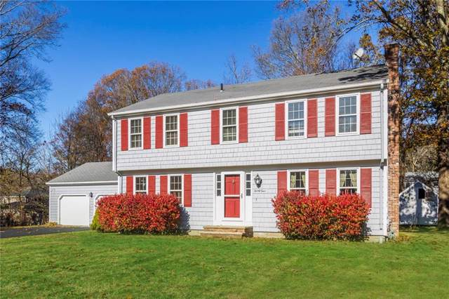 24 Big Oak Drive, North Kingstown, RI 02852 (MLS #1241407) :: RE/MAX Town & Country