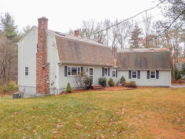 131 Howland Road, Freetown, MA 02702 (MLS #1241424) :: Westcott Properties