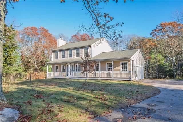 6 Gunther Drive, Hopkinton, RI 02873 (MLS #1241457) :: Spectrum Real Estate Consultants